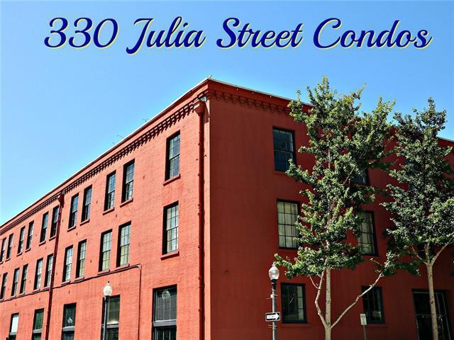 330 Julia Street Ph10, New Orleans, LA 70130 (MLS #2151226) :: Barrios Real Estate Group