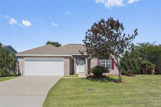2206 Summertree Drive, Slidell, LA 70460 (MLS #2151265) :: Turner Real Estate Group
