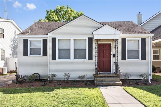 1908 Fig Street, Metairie, LA 70001 (MLS #2151293) :: Barrios Real Estate Group