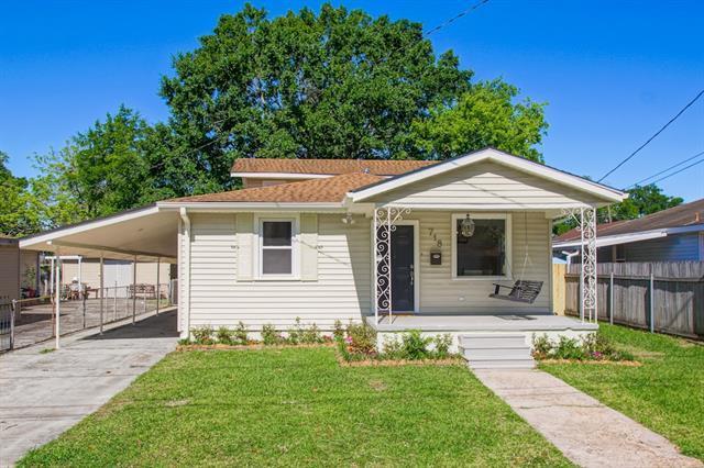 718 Franklin Avenue, Harahan, LA 70123 (MLS #2151319) :: Turner Real Estate Group