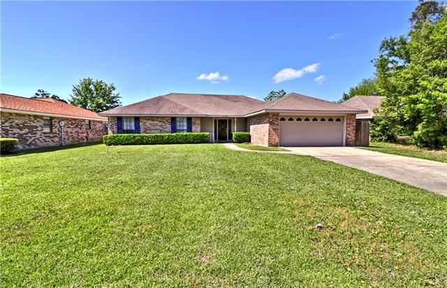 107 Oakmont Drive, Slidell, LA 70460 (MLS #2151368) :: Turner Real Estate Group