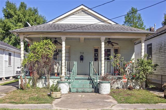 713 Pauline Street, New Orleans, LA 70117 (MLS #2151413) :: Barrios Real Estate Group