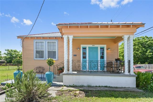 1244 France Street, New Orleans, LA 70117 (MLS #2151426) :: Barrios Real Estate Group