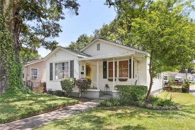 713 E Jefferson Park, Jefferson, LA 70121 (MLS #2151503) :: Watermark Realty LLC