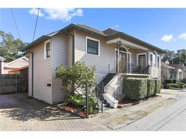 852 Bungalow Court Lower, New Orleans, LA 70119 (MLS #2151549) :: Barrios Real Estate Group