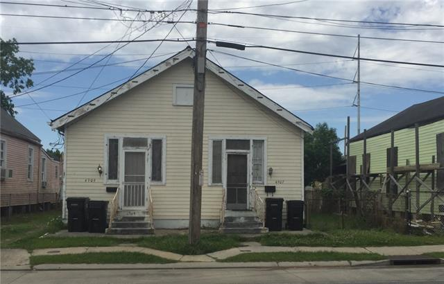 4907-09 Tchoupitoulas Street, New Orleans, LA 70115 (MLS #2151658) :: Barrios Real Estate Group