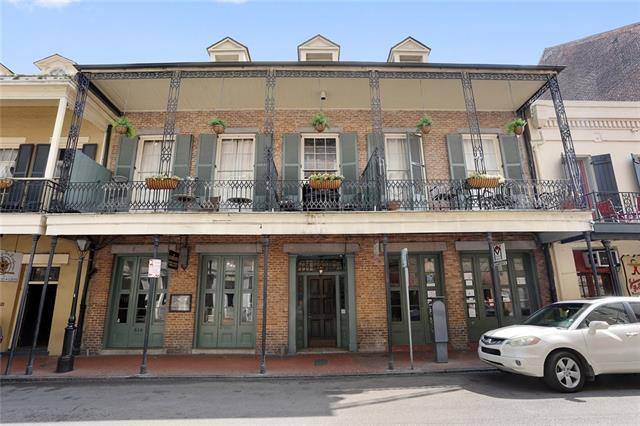 517 St Louis Street #7, New Orleans, LA 70130 (MLS #2151838) :: Parkway Realty