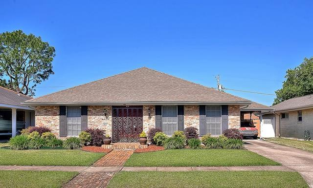 4012 Ferran Drive, Metairie, LA 70002 (MLS #2152263) :: Turner Real Estate Group