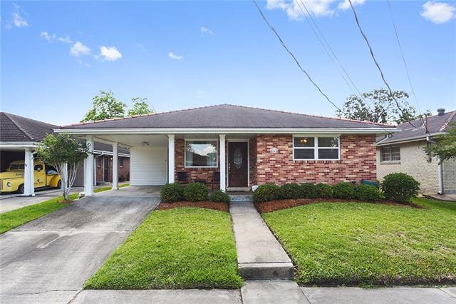 833 Oaklawn Drive, Metairie, LA 70005 (MLS #2152455) :: Parkway Realty