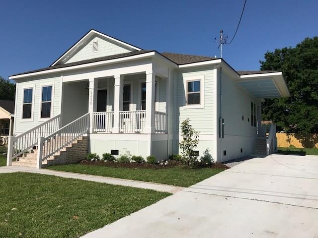 5230 Wildair Drive, New Orleans, LA 70122 (MLS #2152707) :: Parkway Realty
