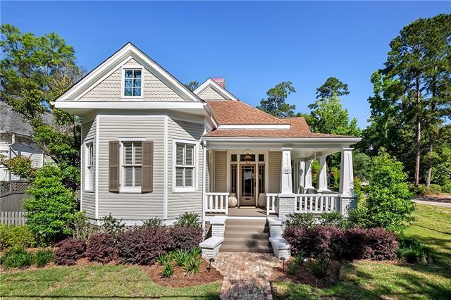 1003 S Madison Street, Covington, LA 70433 (MLS #2152757) :: Turner Real Estate Group