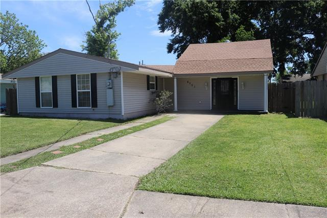4751 Galahad Drive, New Orleans, LA 70127 (MLS #2152930) :: Crescent City Living LLC