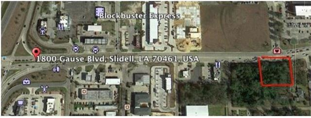 1800 E Gause Boulevard, Slidell, LA 70461 (MLS #2152985) :: Parkway Realty