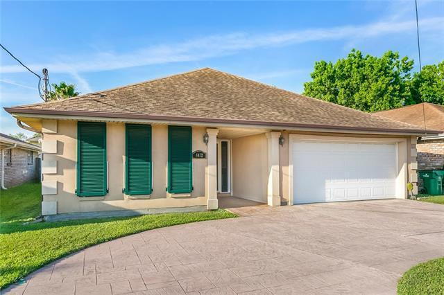 4432 W Esplanade Avenue, Metairie, LA 70006 (MLS #2153093) :: Crescent City Living LLC