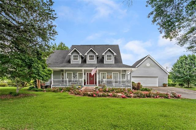 248 Churchill Downs Drive, Bush, LA 70431 (MLS #2153346) :: Parkway Realty