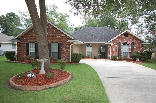 195 Cherokee Drive, Abita Springs, LA 70420 (MLS #2153745) :: Turner Real Estate Group