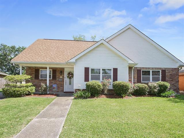 5624 Abbey Drive, New Orleans, LA 70131 (MLS #2154143) :: Parkway Realty