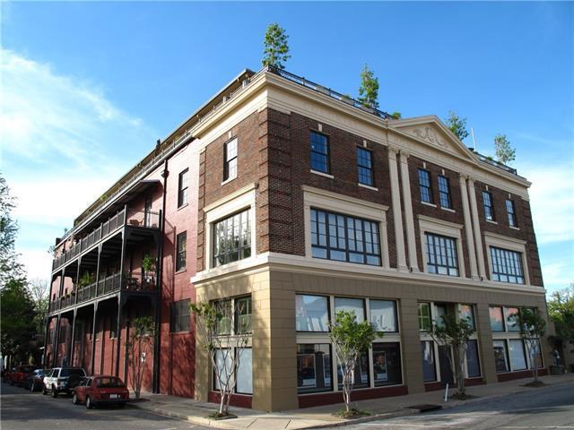 1301 N Rampart Street #206, New Orleans, LA 70116 (MLS #2154390) :: The Robin Group of Keller Williams