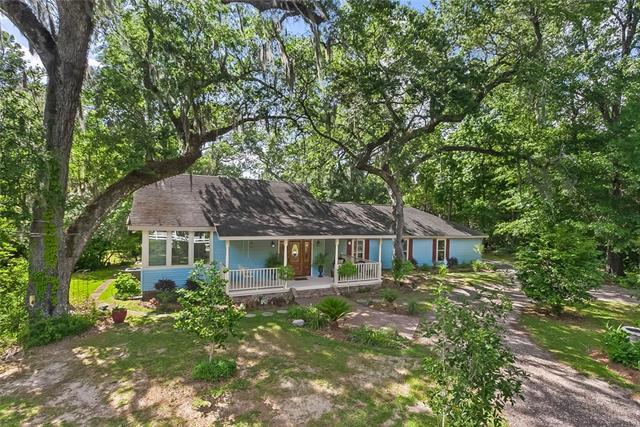 61671 Fish Hatchery Road, Lacombe, LA 70445 (MLS #2154609) :: The Robin Group of Keller Williams