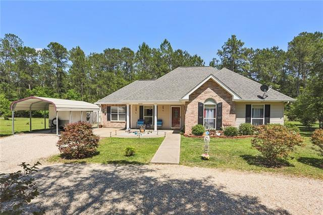 68336 Bode Avenue, Covington, LA 70433 (MLS #2154678) :: Parkway Realty