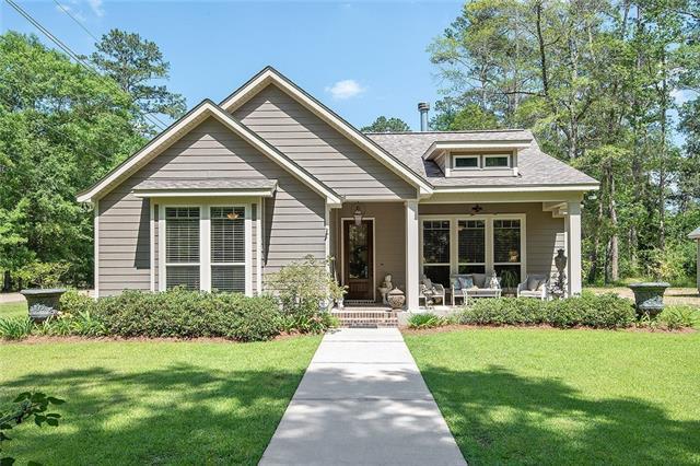 71468 Haynes Avenue, Abita Springs, LA 70420 (MLS #2154781) :: Turner Real Estate Group