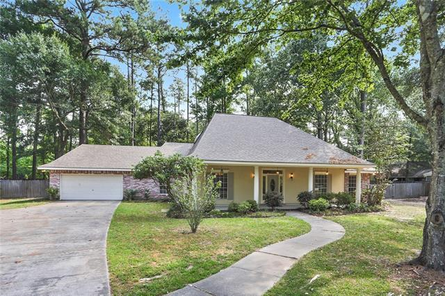 22 Colony Trail Drive, Mandeville, LA 70448 (MLS #2154973) :: The Robin Group of Keller Williams
