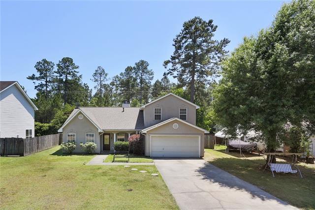112 E Emerald Creek Drive, Abita Springs, LA 70420 (MLS #2155134) :: Turner Real Estate Group