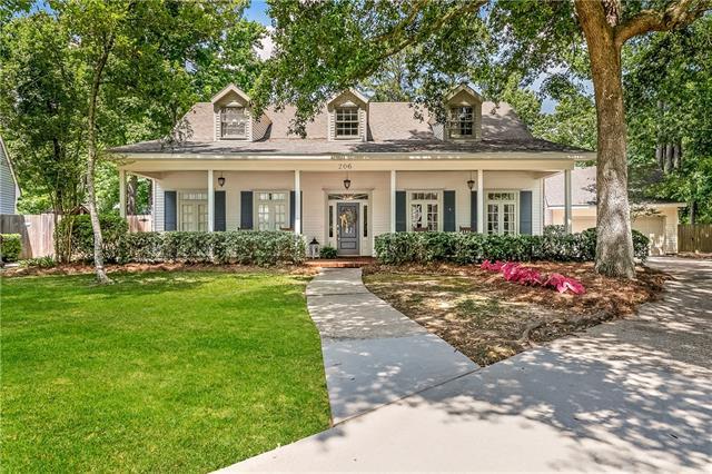 206 Branch Lane, Mandeville, LA 70448 (MLS #2155225) :: Turner Real Estate Group