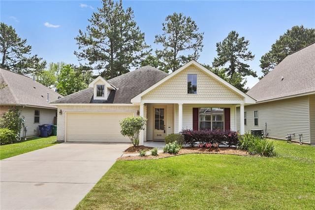 248 Carriage Pines Lane, Covington, LA 70435 (MLS #2155326) :: Turner Real Estate Group