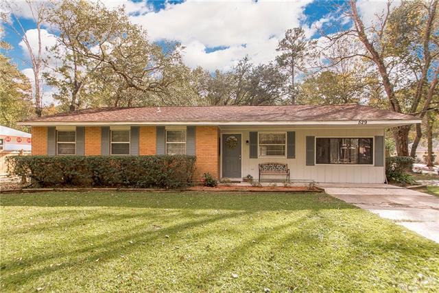 529 E 35TH Avenue, Covington, LA 70433 (MLS #2155640) :: Turner Real Estate Group