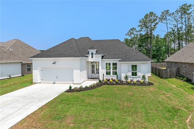 1088 Spring Haven Lane, Madisonville, LA 70447 (MLS #2155701) :: Turner Real Estate Group