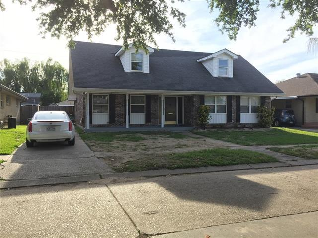 1116 Smith Drive, Metairie, LA 70005 (MLS #2155801) :: The Robin Group of Keller Williams