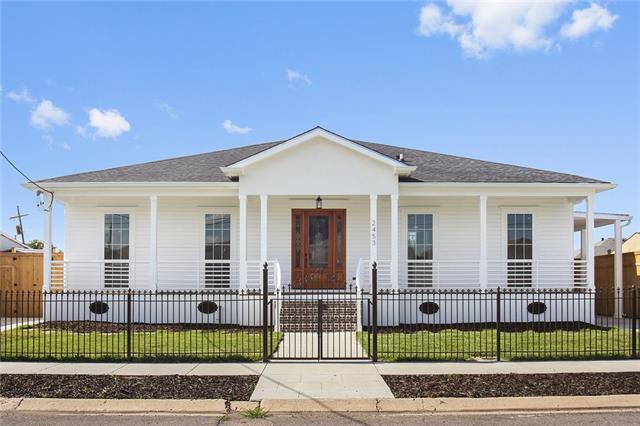 2453 Pressburg Street, New Orleans, LA 70122 (MLS #2155888) :: Turner Real Estate Group