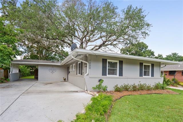 1000 Green Acres Road, Metairie, LA 70003 (MLS #2155972) :: Watermark Realty LLC