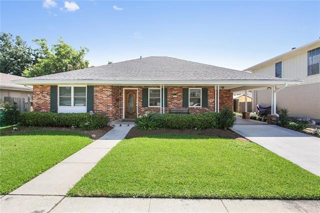 3817 Courtland Drive, Metairie, LA 70002 (MLS #2155991) :: Turner Real Estate Group