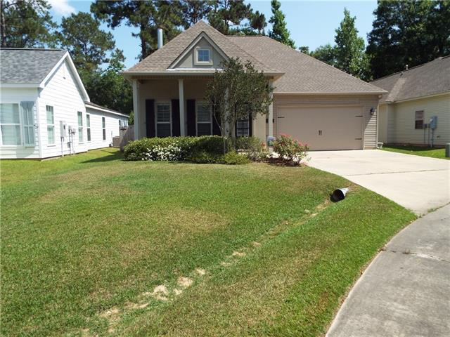 211 Mallard Glen Drive, Covington, LA 70435 (MLS #2156006) :: The Robin Group of Keller Williams