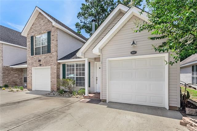 102 Covington Meadows Circle F, Covington, LA 70433 (MLS #2156087) :: Turner Real Estate Group