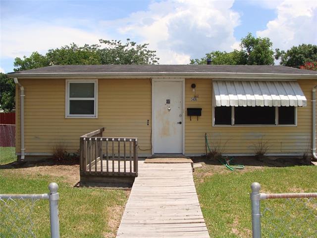 3406 Arkansas Avenue, Kenner, LA 70065 (MLS #2156154) :: Watermark Realty LLC