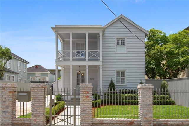 5212 Danneel Street, New Orleans, LA 70115 (MLS #2156178) :: The Robin Group of Keller Williams