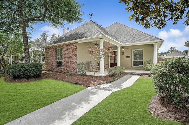 216 Shady Pond Lane, Covington, LA 70435 (MLS #2156262) :: Turner Real Estate Group