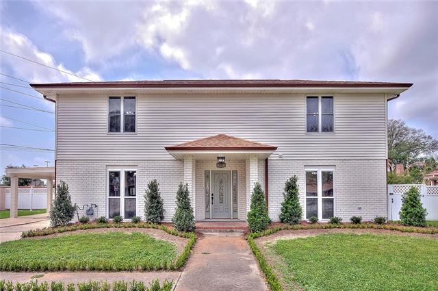 141 Woodlake Boulevard, Kenner, LA 70065 (MLS #2156318) :: Turner Real Estate Group