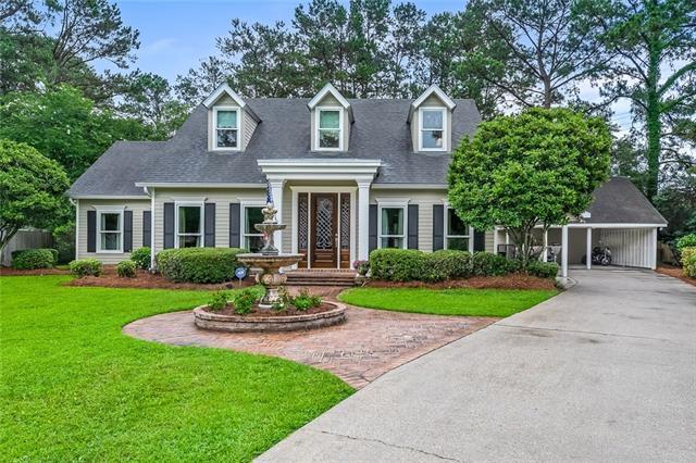 113 Beau Pre Drive, Mandeville, LA 70471 (MLS #2156389) :: Turner Real Estate Group