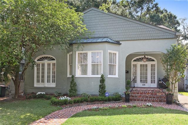 225 Hollywood Drive, Metairie, LA 70005 (MLS #2156542) :: Turner Real Estate Group