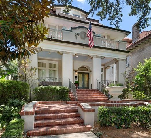 4626 St Charles Avenue, New Orleans, LA 70115 (MLS #2156598) :: The Robin Group of Keller Williams