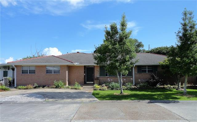 4016 Glendale Street, Metairie, LA 70002 (MLS #2156635) :: Turner Real Estate Group