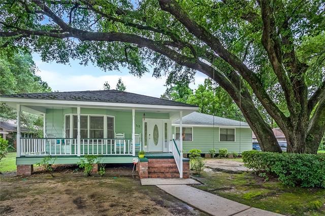 113 Camellia Drive, Covington, LA 70433 (MLS #2156890) :: Parkway Realty