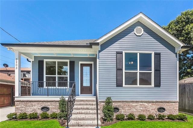 3203 Connecticut Avenue, Kenner, LA 70065 (MLS #2157099) :: Turner Real Estate Group