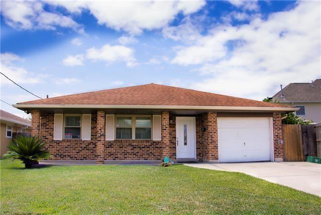4109 Newlands Street, Metairie, LA 70002 (MLS #2157271) :: Turner Real Estate Group