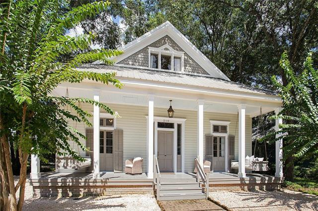 210 N Florida Street, Covington, LA 70433 (MLS #2157497) :: Turner Real Estate Group