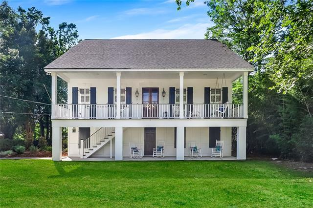 324 West Street, Mandeville, LA 70448 (MLS #2157538) :: Turner Real Estate Group
